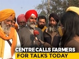 "Video : ""Open To Negotiation But Only Without Conditions"": Farmers' Group"