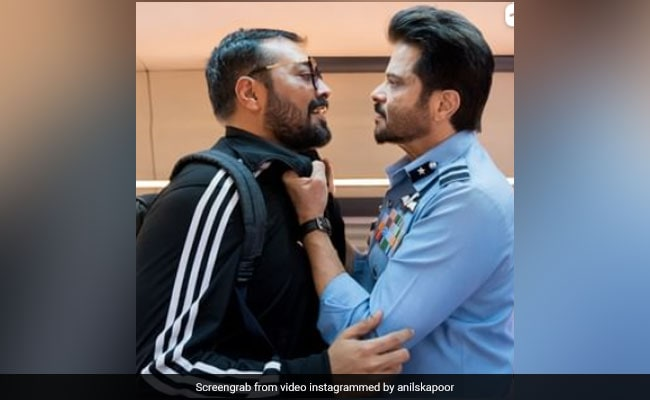 AK Vs AK Trailer: Anil Kapoor And Anurag Kashyap's Rivalry Is As Real As It Gets. Surprise Cameo By Sonam Kapoor