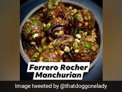 Pic Of Chocolate Manchurian Goes Viral, Twitter Calls It An 'Abomination'