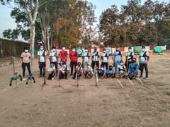 छत्तीसगढ़ : नक्सल प्रभावित गांव में तीरंदाजी में प्रशिक्षित किये गए छात्रों का शानदार प्रदर्शन