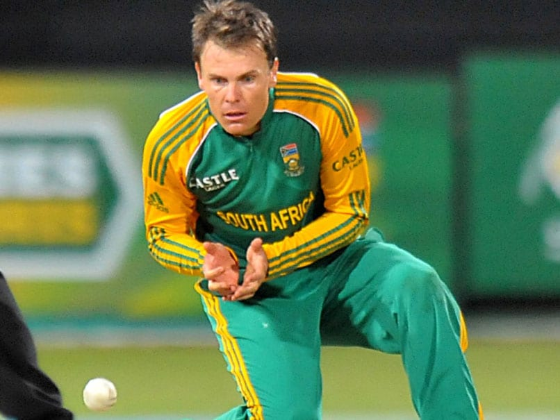 Big Bash League: Johan Botha Comes Out Of Retirement, To Play For Hobart Hurricanes