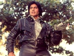 "Amitabh Bachchan Thinks He Was A ""Failure"" At Replicating Michael Jackson"