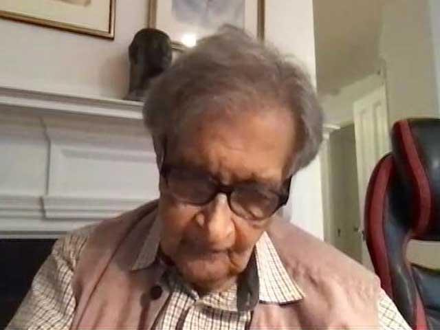 Video : No Jihad In Marrying Someone You Love: Amartya Sen