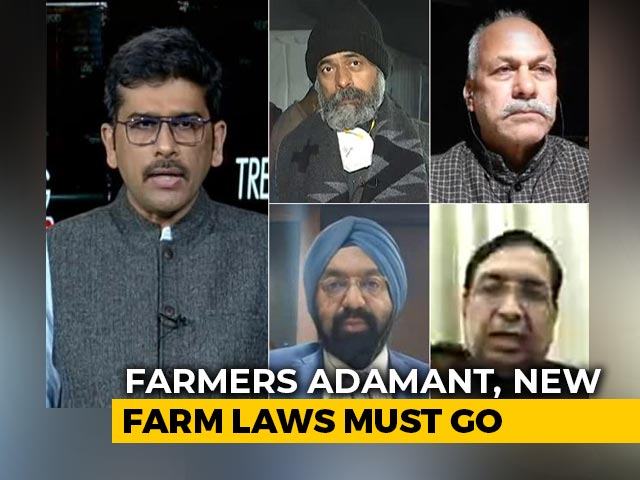 Video : Centre-Farmer Talks Explained: Is There A Meeting Ground?