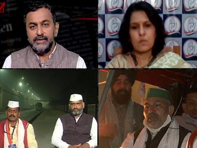 Video : Farmer Vs Government: Centre Strikes Back
