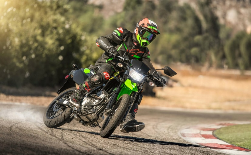 Kawasaki has announced the new KLX 300 and KLX 300SM for the US market