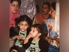 Taapsee Pannu Shares A Childhood Throwback Pic With Sister Shagun Pannu