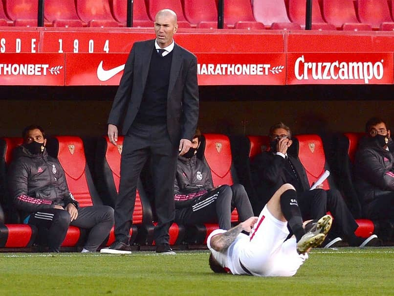 Champions League: Real Madrid And Zinedine Zidane Brace For Crucial European Night
