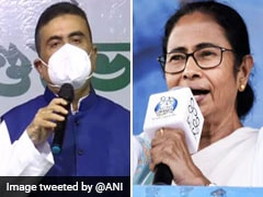 """Indian First, Then Bengali"": Trinamool's Suvendu Adhikari Slams Boss Mamata Banerjee"