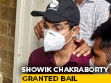 Video : Rhea Chakraborty's Brother Gets Bail In Drugs Case 3 Months After Arrest