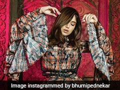 From Bhumi Pednekar's Plaid To Athiya Shetty's Florals, Prints Top The Charts For Winter