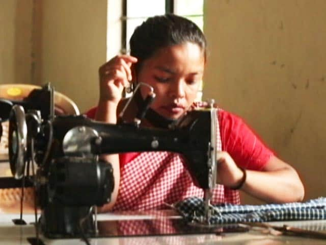 Video : Usha Silai School Programme With The Government Bodies Of India