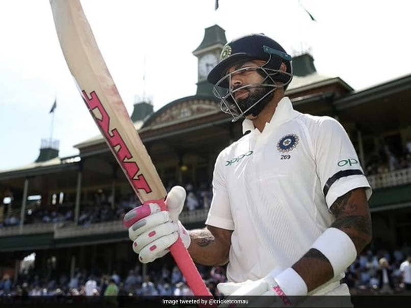 Australia vs India: Virat Kohli Expresses Excitement Ahead Of First Test vs Australia. See Pic