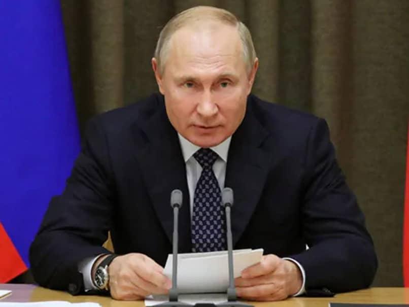 "Vladimir Putin Olympics Ban ""Unacceptable"": Russian Olympic Committee"
