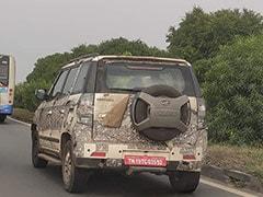 नई महिंद्रा SUV भारत में टैस्टिंग के दौरान नज़र आई, जानें कौन सी है यह कार