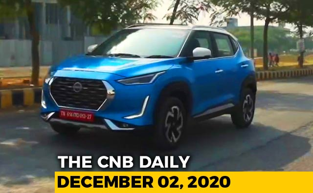 Video : Nissan Magnite Prices, Hyundai i20 Bookings, 100 Octane Petrol India