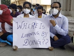 """We're Taught Covid, Covid, Covid"": Karnataka Resident Doctors Protest"