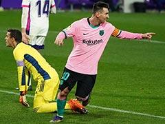 Lionel Messi Passes Pele As Top Scorer At A Single Club