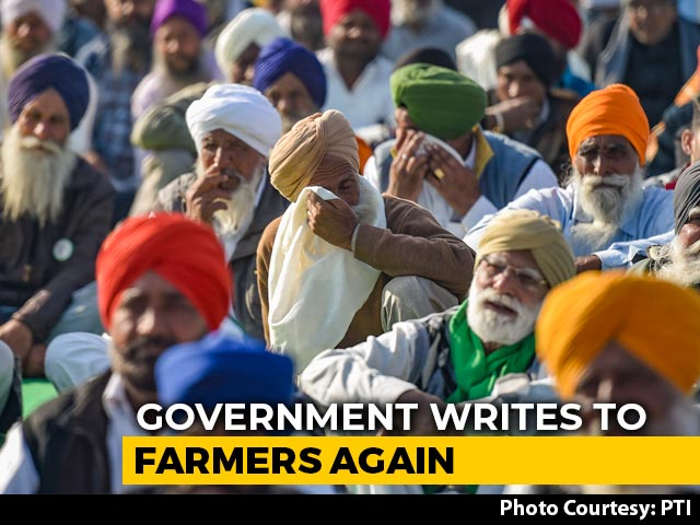 Video : Farmers Start Relay Hunger Strike; Centre Says Choose Next Date For Talks