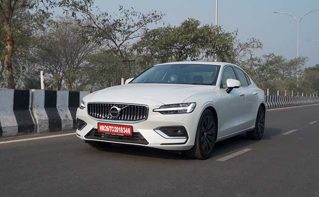 Videos : 2021 Volvo S60 Review in Hindi