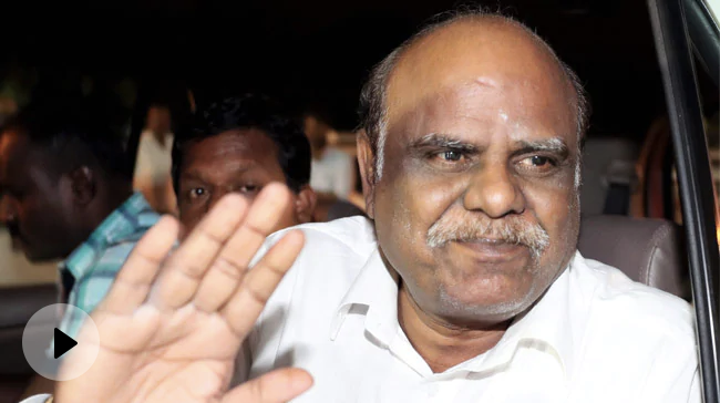 Video | Former High Court Judge CS Karnan Arrested For 'Offensive' Remarks On Judges' Wives