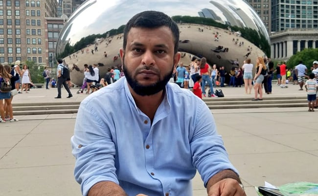 Hyderabad Man Shot At In US, Claims Family