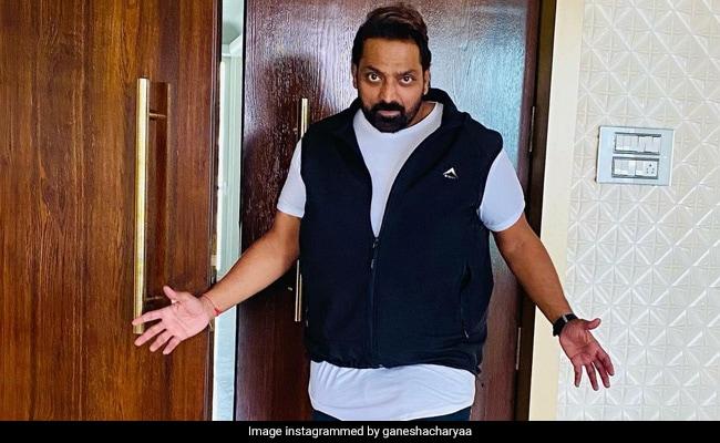 ganesh acharya pierdere în greutate ndtv