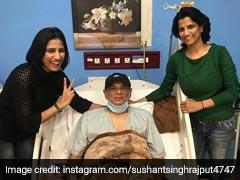 सुशांत सिंह राजपूत के पिता केके सिंह हार्ट की प्रॉब्लम के कारण अस्पताल में भर्ती