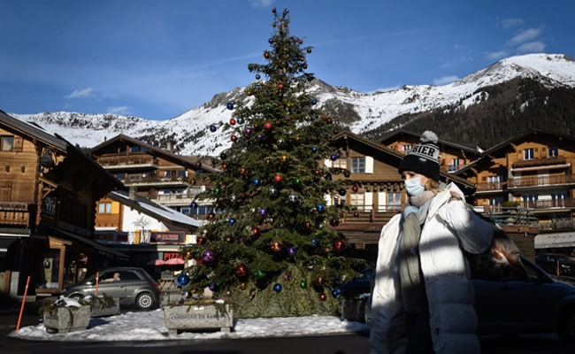 Forced Into Quarantine, Hundreds Of UK Tourists Sneak Out Of Swiss Resort