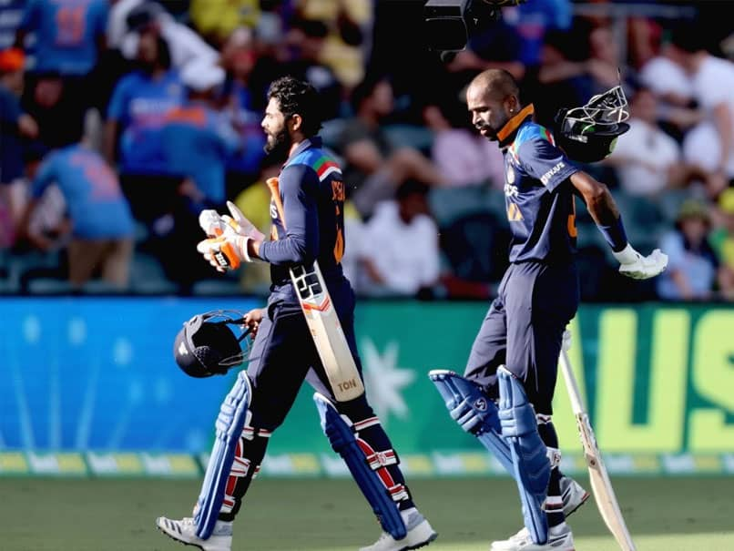 "3rd ODI: Hardik Pandya, Ravindra Jadeja Can Be ""Huge Assets"" To India In  The Long Run, Says Sourav Ganguly | Cricket News"