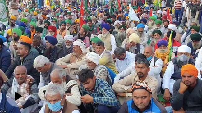 रागिनी तिवारी के खिलाफ केस दर्ज, सोशल मीडिया पर किसानों को दी थी धमकी