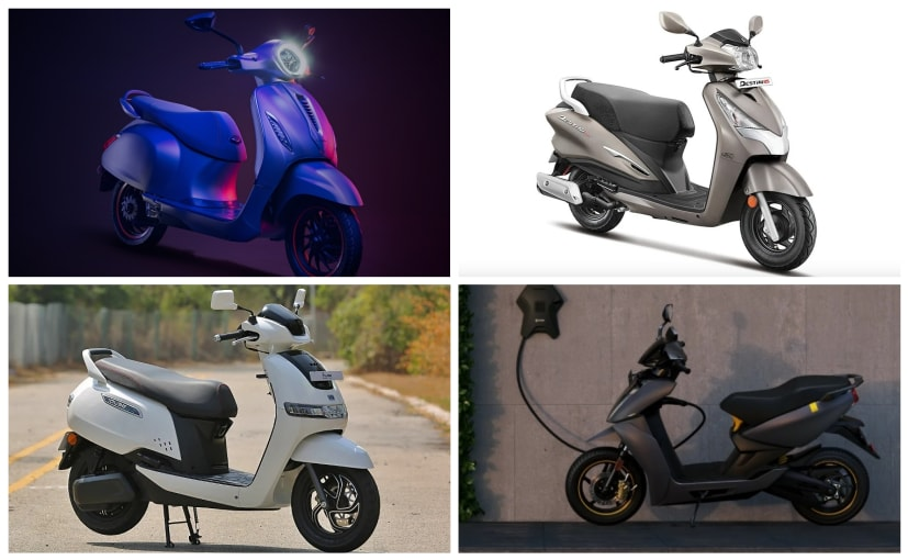 Here are the nominees of the 2021 carandbike Viewers' Choice Scooter Of The Year award