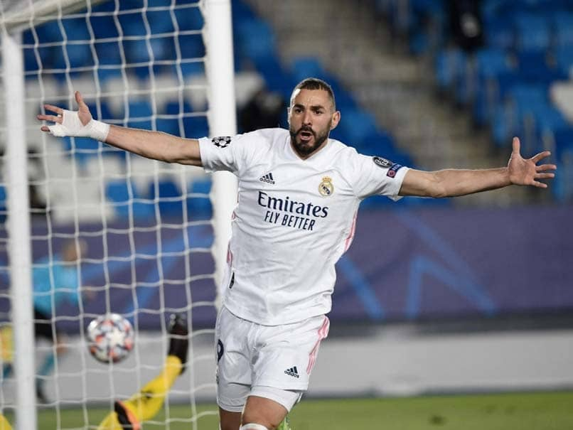 Zinedine Zidane Hails Karim Benzema As Best Ever France Centre-Forward