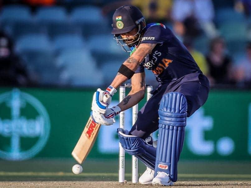 هند و استرالیا: ویرات کوهلی برابر است با رکورد روهیت شارما در نیم قرن در T20I