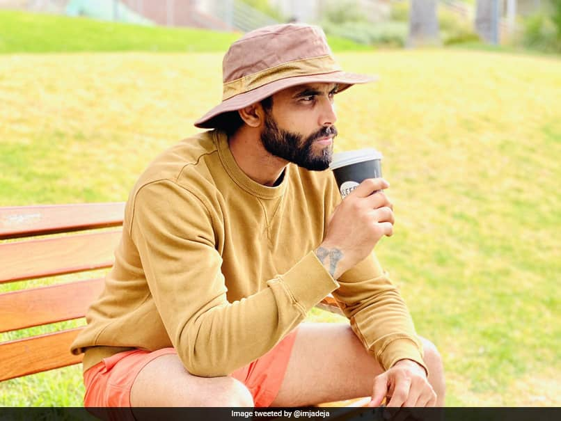 India vs Australia: Ravindra Jadeja Has This Reason For Having Coffee And Its Hilarious