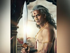 "In Striking First Look, Milind Soman Represents The ""Third Gender In The World Of <I>Paurashpur</i>"""