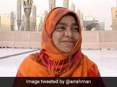 ए आर रहमान की मां का हुआ निधन, सिंगर ने ट्वीट कर दी जानकारी