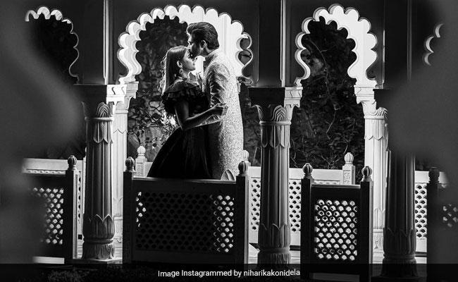 More Pics From Niharika Konidela And Chaitanya JV's Wedding Album