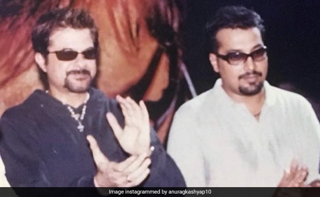 From One AK To Another: Anurag Kashyap's Birthday Wish For 'Young Man' Anil Kapoor
