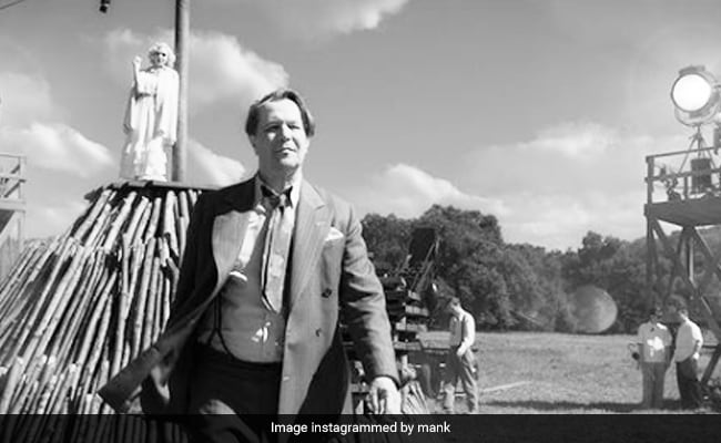 Mank Movie Review: Led By Gary Oldman, David Fincher's Period Drama Recreates Old Hollywood - NDTV