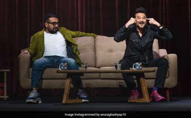 AK Vs AK: Can't Pick Sides In Anil Kapoor And Anurag Kashyap's LOL War Of Tweets