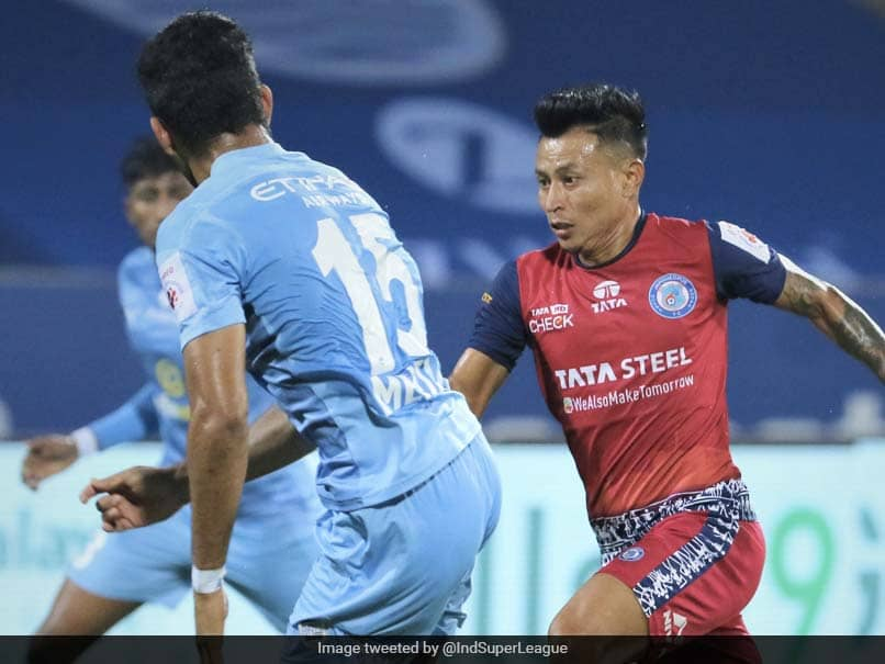 ISL: 10-Man Jamshedpur Hold Table-Toppers Mumbai City In 1-1 Draw