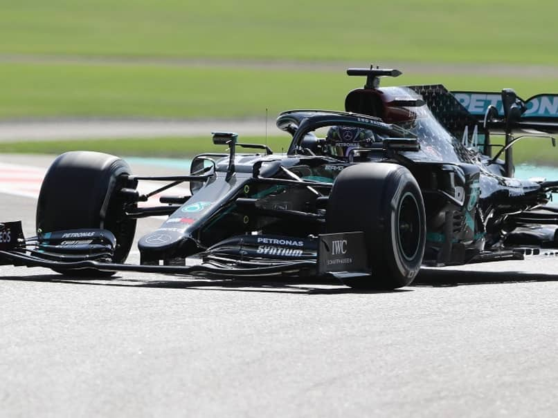 """Formula One: Lewis Hamilton """"Super-Excited"""" To Be Back For Mercedes"""
