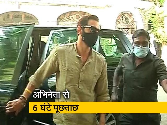 Videos : प्रतिबंधित दवाओं के मामले में बॉलीवुड अभिनेता अर्जुन रामपाल की बढ़ीं मुश्किलें
