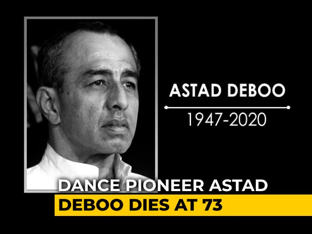 Video : Dance Pioneer Astad Deboo Dies At 73