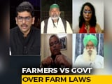 Video : Farmers Vs Government Over Farm Laws: Can There Be A Resolution?
