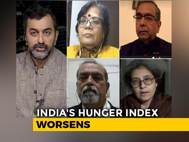 Video : Did Covid-19 Worsen Food Insecurity In India?