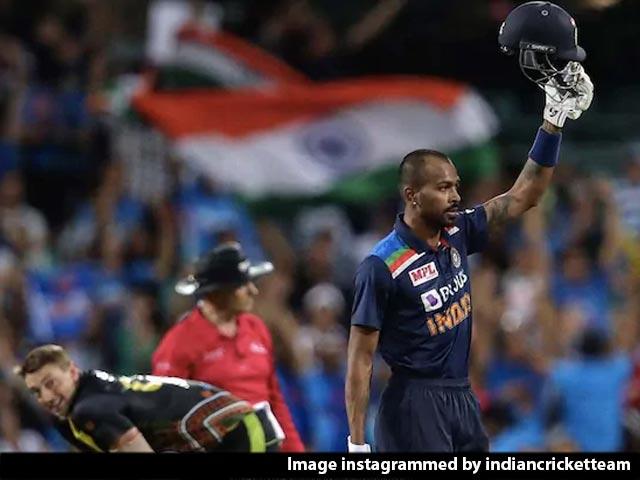 Video : 2nd T20I: Hardik Pandya, T Natarajan Power India To Series-Clinching Win