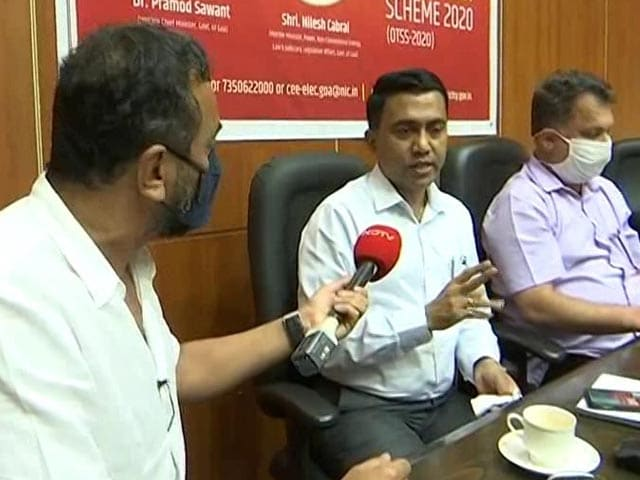 """Video : """"Parrikar Never Objected"""": Goa Chief Minister On Mollem, But Records Say..."""