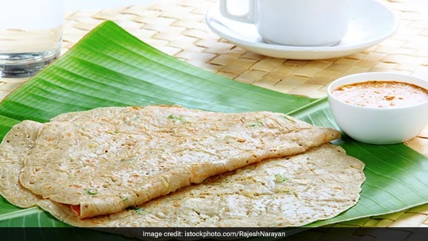 Watch: This Set <i>Dosa</i> Is Made Without A Drop Of Oil (Recipe Video)